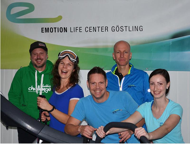 Das Team rund um Emotion Life Center