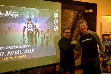 Das war der Peak Performance Day am 22. Februar 2018