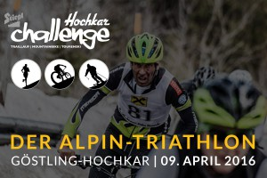 6. Hochkar Challenge am 9. April 2016 in Göstling-Hochkar
