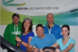 Das Team rund um Emotion Life Center