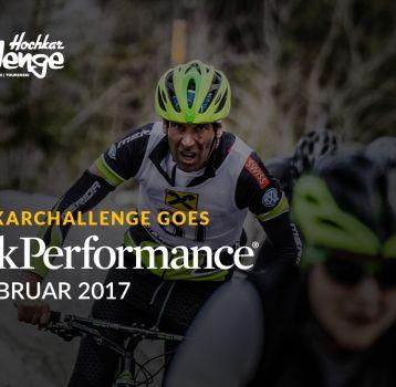 23. FEBRUAR: HOCHKAR CHALLENGE GOES PEAK PERFORMANCE